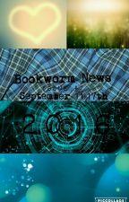 Bookworm News Issue #1 September 11-17 2016 by Bookworm_News