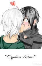 You Know, Opposites Attract~// Zanvis Fanfiction by The1Gay1Trash1Can