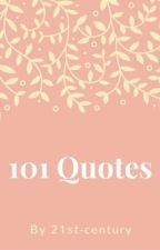 101 Quotes by 21st-century