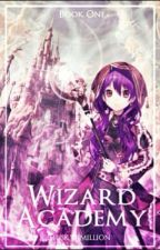 Wizard Academy: Book One  by DavidMoonsun
