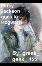 Percy Jackson goes to Hogwarts by greek_geek_123