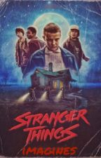Stranger Things Imagines by hermanshabit