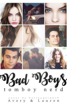 Bad Boy's Tomboy Nerd by harmony2224