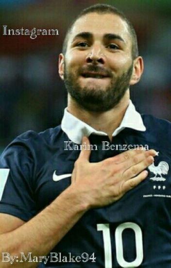 Instagram -  Karim Benzema