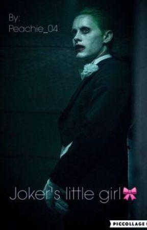 Joker's Little Girl🎀 by Peachie_04