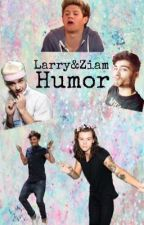 Larry&Ziam Humor  by larryasfuck_91
