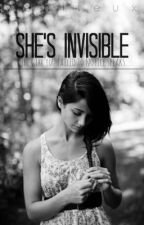 She's Invisible by vaniteux