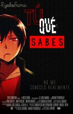 Tú Qué Sabes. ➸Shizaya. by RyokoSama