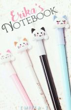 Erika's Notebook by LittleAngelMika