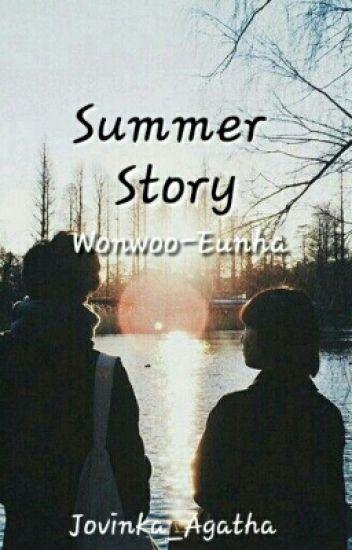 Summer Story ; Wonwoo-Eunha