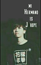 PAUSADA La Hermana De J-Hope by _Pandicornio777_