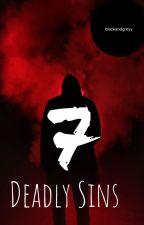 Seven Deadly Sins #jojob97 by awma__