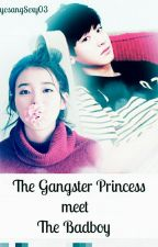 The Gangster Princess meet The Badboy by MsDyosarap03