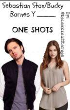 One shots -Sebastian Stan/Bucky Barnes by BelBarnes82
