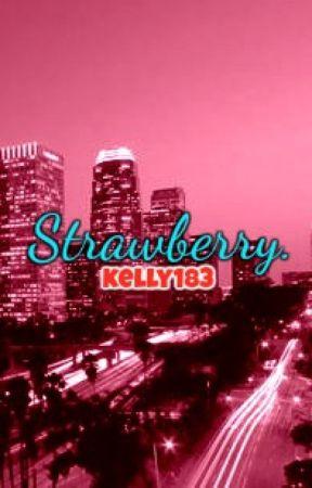 Strawberry. Ricky Whittle - Social Media. by Kelly183