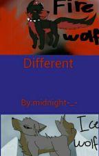 Different (Darkiplier X Reader )  by midnight-_-