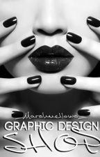 Graphic Design Shop by KikiWrites_v