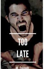Too late •|STEREK|• by Andy_Hobrien09