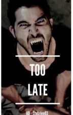 To late •|STEREK|• by Andy_Hobrien09