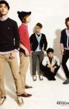 Shinee member's Profile by OneSecretRoad