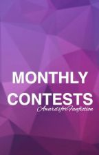 Monthly Contests by AwardsforFanfiction