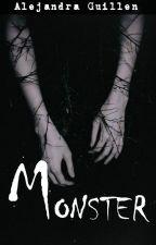 Monster   Bryan Mouque   by Alejandra_guillen