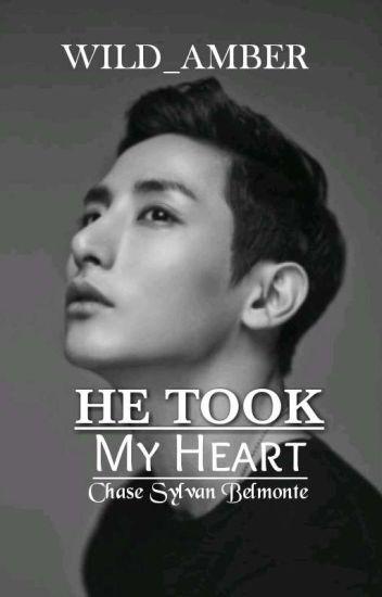 HE TOOK MY HEART
