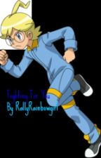 Fighting For You | Clemont X Reader by RallyRainbowgirl