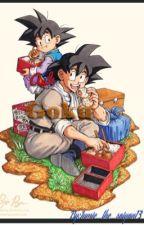 Ask Goku  by Iumie_the_saiyan13