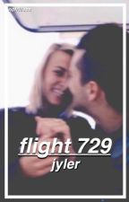 Flight 729 {Jyler} Jenna x Tyler by spookywhiz