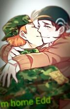 Welcome home soldier. by RainbowBeffie