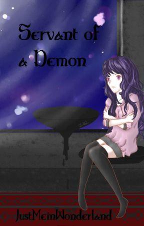 Servant of a Demon by JustMeInWonderland