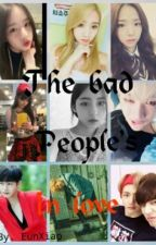 The Bad People's In Love (Published) by RhonalynMendez7