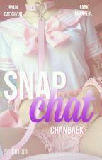 Snapchat ↪ ChanBaek/EXO by Kotodi