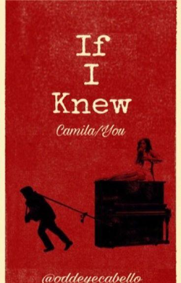 If I Knew (Camila/You)