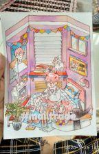 Ryu's Artbook ♡ by StrangeCat_Ryu