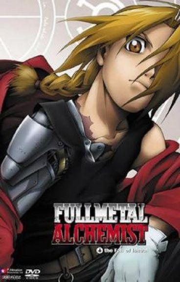 Fullmetal Alchemist FanFiction