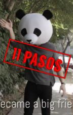 Once Pasos by oreohalsey