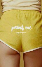 paint me || jihan || seventeen  by -angelicyoon