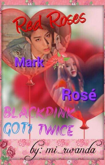 Rosé BLACKPINK - Red Roses