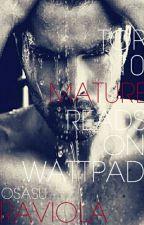 Top 10  Best Mature books. by ikuvbogieiraz