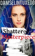 Shattered Masterpiece (girlxgirl) Book 2 of Puzzle Pieces by damselintuxedo