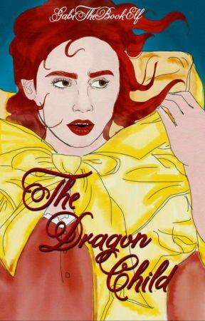 The Dragon Child by GabiTheBookElf