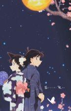 [ Shinran fanfic ]Ran Mouri - You belong with me  by MouriRan2207