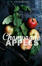 Champagne Apples by CoconutBoots