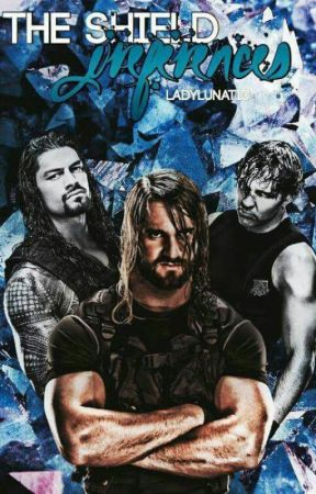Wwe The Shield Preferences by LadyLunatic