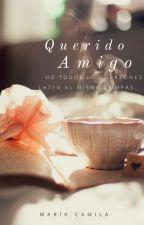 Querido Amigo © by JunielMC1