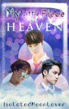 He's My Little Piece of Heaven by IsolatedMoonLover