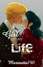 Girl of my life  (Adrienette) by Marinette740