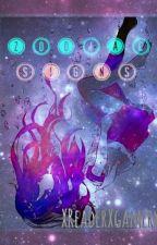 |\Zodiac Signs/|♈♉♊♋♌♍♎♏♐♑♒♓ by XReaderXGamerX